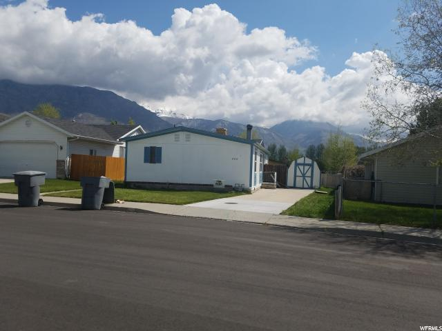 Single Family for Rent at 480 N 1370 W Pleasant Grove, Utah 84062 United States