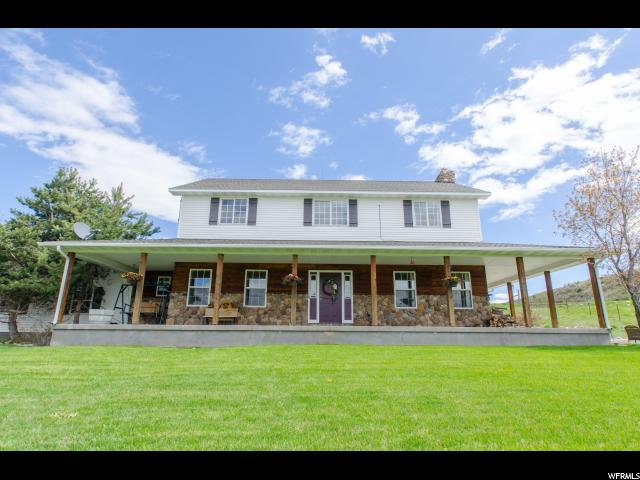 Single Family for Sale at 11685 S 800 E Avon, Utah 84328 United States
