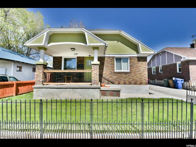 259 E COATSVILLE AVE, Salt Lake City UT 84115
