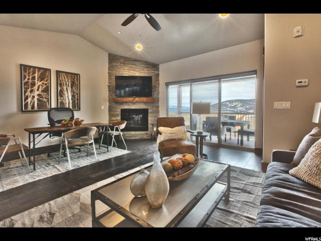 14346 N RENDEZVOUS TRL Unit 35B Heber City, UT 84032 - MLS #: 1444684