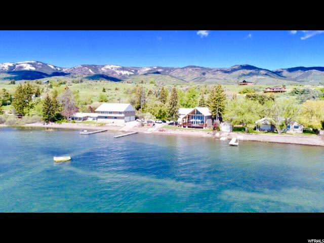 Single Family for Sale at 452 S HWY 89 E Fish Haven, Idaho 83287 United States