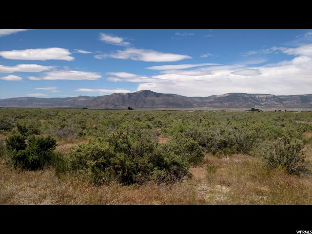 Land for Sale at 4300 E 13000 N Chester, Utah 84623 United States