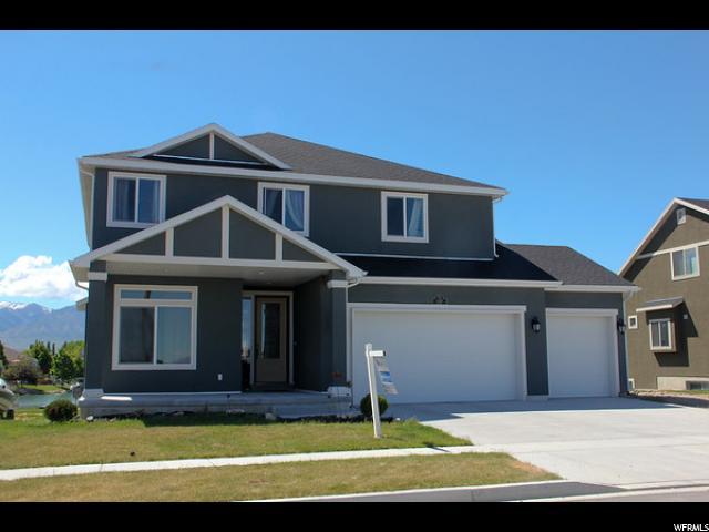 Unique la famille pour l Vente à 137 W DELGADA Lane Stansbury Park, Utah 84074 États-Unis