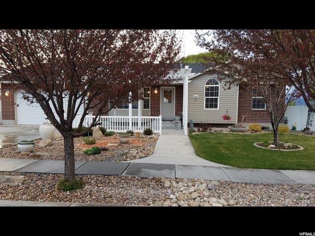 Single Family for Sale at 3842 N BUCHANAN Street Cedar Valley, Utah 84013 United States