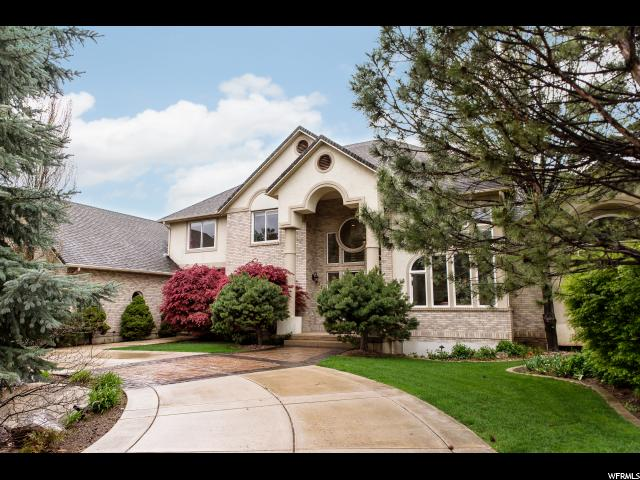 Single Family for Sale at 1831 N FOREST RIDGE Drive Layton, Utah 84040 United States