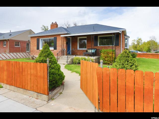 1607 E 2700 S, Salt Lake City UT 84106