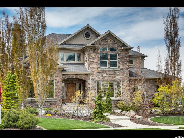 Single Family for Sale at 10323 N MESQUITE WAY Cedar Hills, Utah 84062 United States
