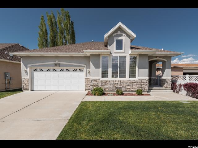 257 E PARK RISE WAY, Sandy UT 84070