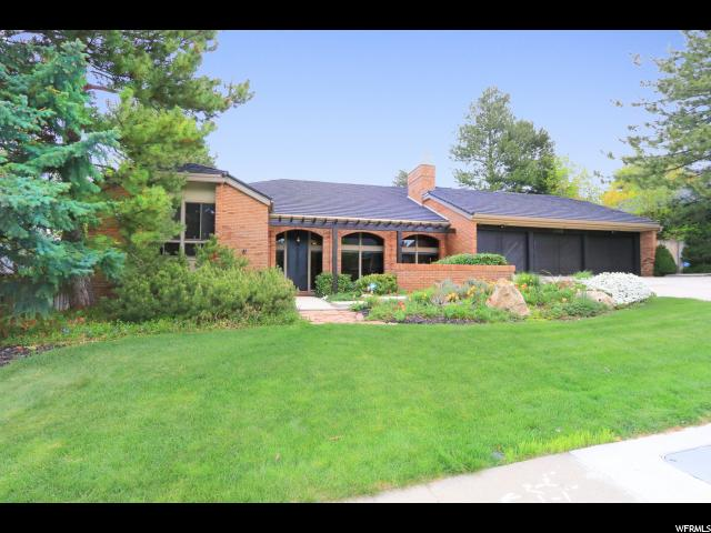 2615 E MAYWOOD DR, Salt Lake City UT 84109