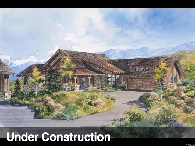 9129 N HIDDEN HILL LP, Park City UT 84098