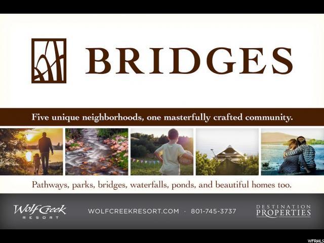 4553 N SEVEN BRIDGES RD LOT 14 Eden, UT 84310 - MLS #: 1445128