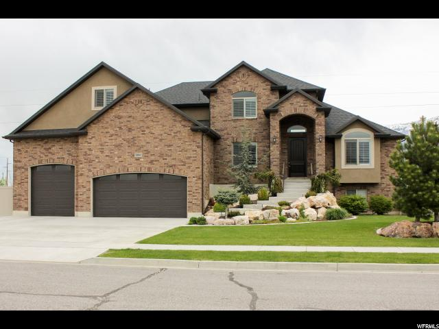 Single Family for Sale at 1392 W 1850 N Farr West, Utah 84404 United States