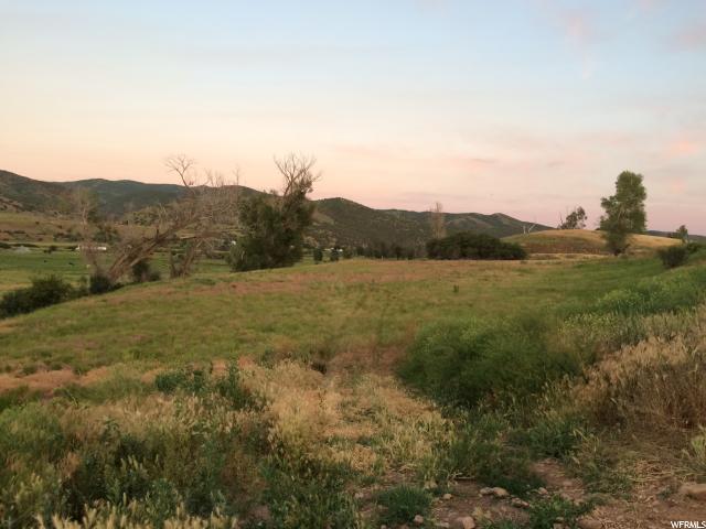 Terrain pour l Vente à 486 RIVERRUN Lane Hoytsville, Utah 84017 États-Unis