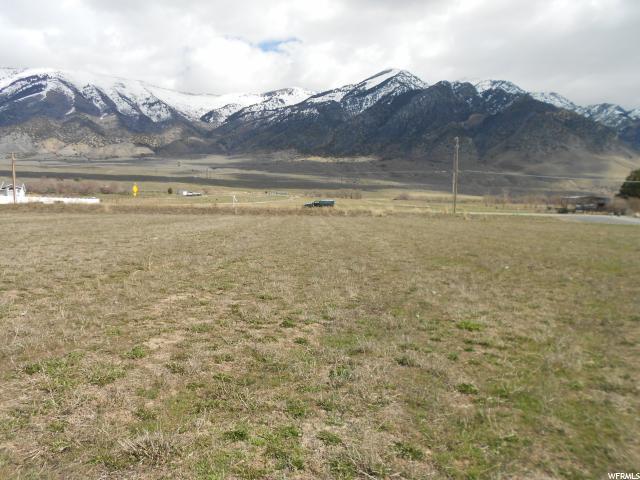 Land for Sale at 7755 N HIGHWAY 38 Honeyville, Utah 84314 United States