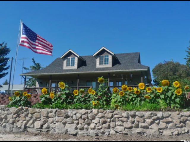 Один семья для того Продажа на 2900 RESERVOIR EASEMENT Road Soda Springs, Айдахо 83276 Соединенные Штаты