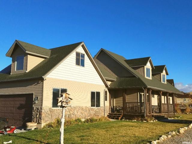 Single Family for Sale at 3114 W RIDGELINE Road Stockton, Utah 84071 United States