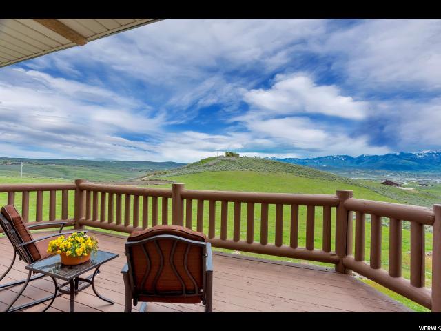Unique la famille pour l Vente à 8565 N HIGHFIELD Road Park City, Utah 84098 États-Unis