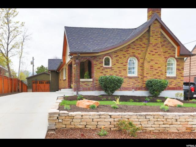 1420 E KENSINGTON AVE, Salt Lake City UT 84105