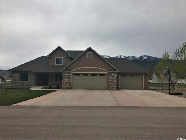 Single Family for Sale at 353 S 570 W Monroe, Utah 84754 United States