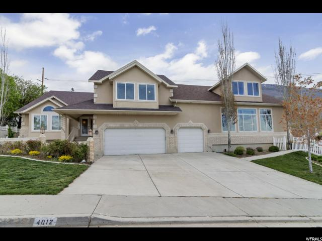 Single Family for Sale at 4012 W OAK Road Cedar Hills, Utah 84062 United States