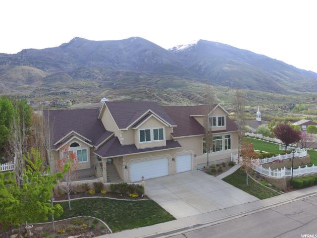 Single Family للـ Sale في 4012 W OAK Road Cedar Hills, Utah 84062 United States