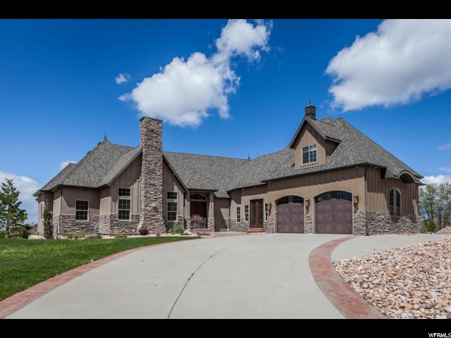 Single Family for Sale at 1125 S WOODLAND HILLS Drive 1125 S WOODLAND HILLS Drive Woodland Hills, Utah 84653 United States