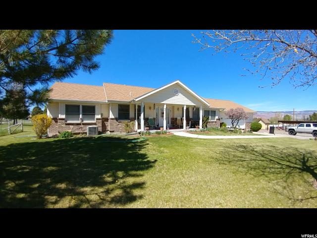 Single Family for Sale at 130 S 300 E Annabella, Utah 84711 United States