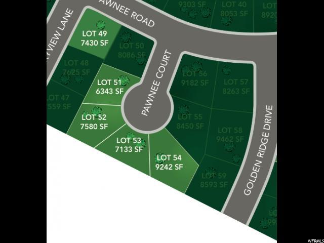 7179 N PAWNEE CT Unit 53 Eagle Mountain, UT 84005 - MLS #: 1445608