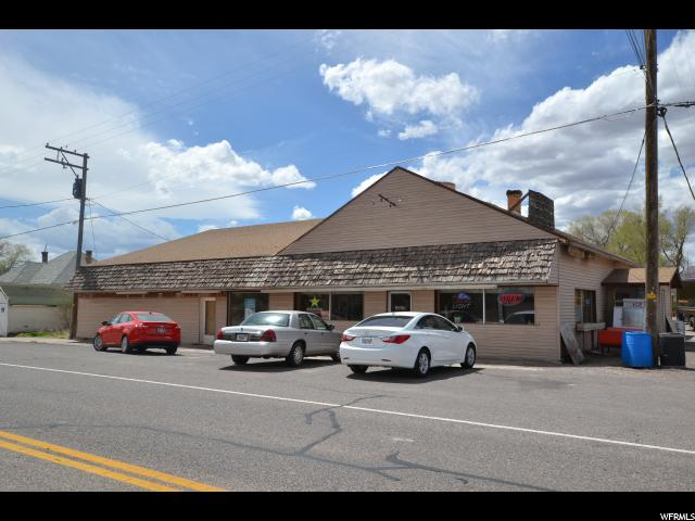 Commercial for Sale at 20 S STATE Street 20 S STATE Street Sigurd, Utah 84657 United States