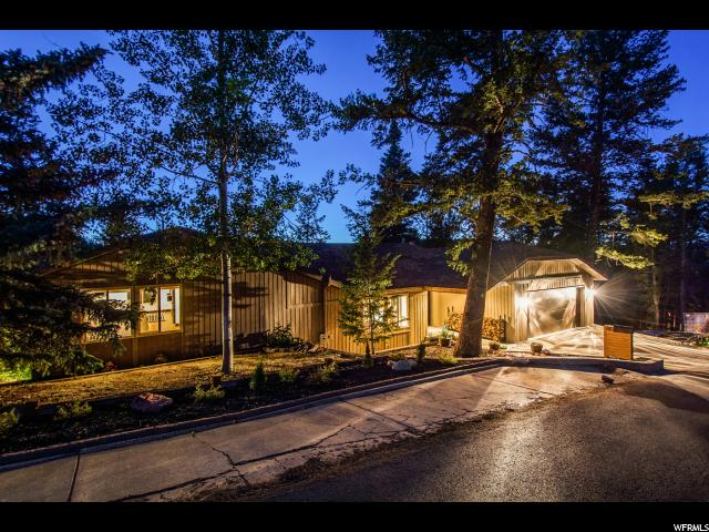 Single Family for Sale at 90 MATTERHORN Drive Park City, Utah 84098 United States