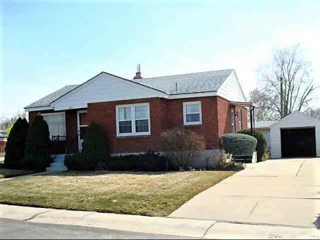 Single Family للـ Sale في 257 W 1600 N 257 W 1600 N Sunset, Utah 84015 United States