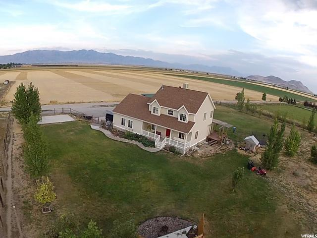 Single Family for Sale at 11205 W 10400 N Thatcher, Utah 84337 United States