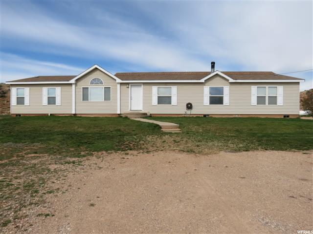 Single Family for Sale at 5375 N CANAL Road Lapoint, Utah 84039 United States