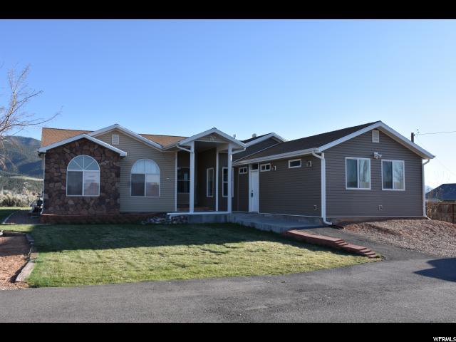 Unique la famille pour l Vente à 115 N 825 W Parowan, Utah 84761 États-Unis