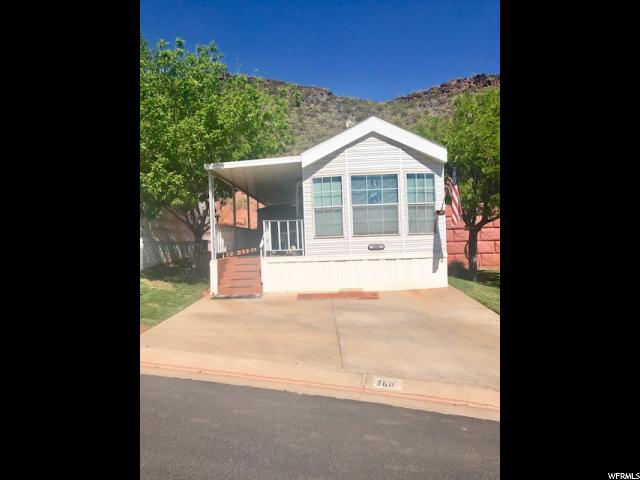 840 N TWIN LAKES DR Unit 206 St. George, UT 84770 - MLS #: 1445918