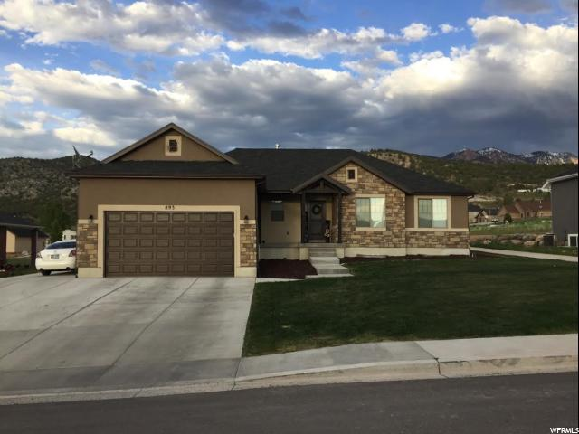 Single Family for Sale at 893 S 310 E Nephi, Utah 84648 United States