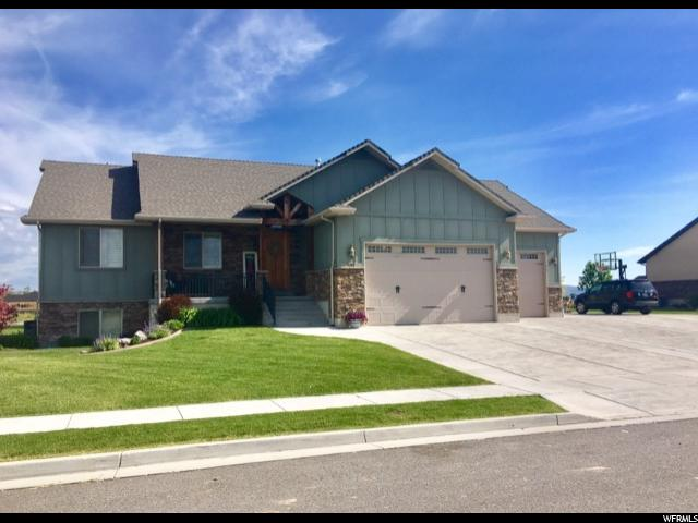 Single Family for Sale at 599 E 100 N 599 E 100 N Tremonton, Utah 84337 United States