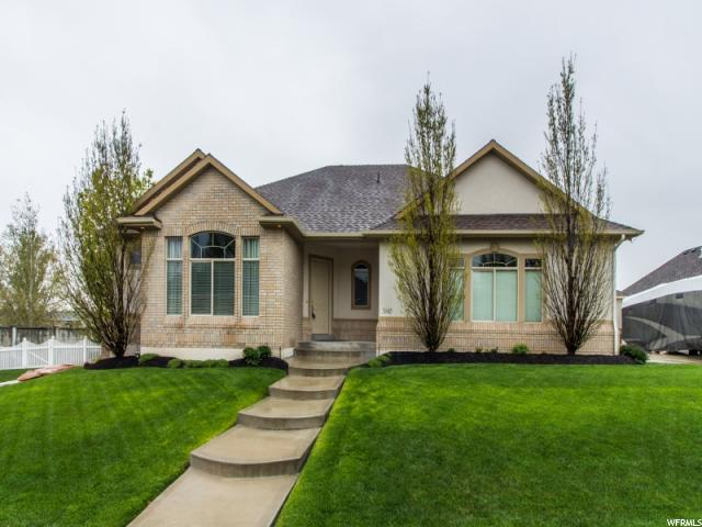 Single Family for Sale at 3645 S AUGUSTA VIEW Court Magna, Utah 84044 United States