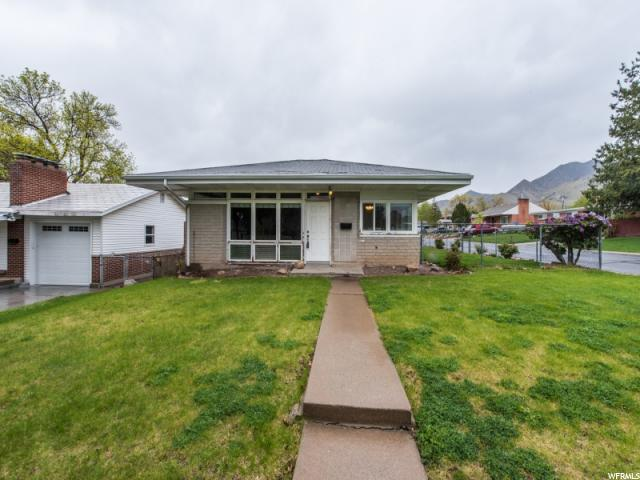 2591 E GREGSON AVE Salt Lake City, UT 84109 - MLS #: 1446050