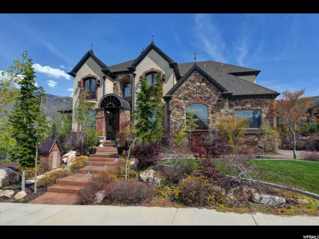 Single Family for Sale at 14161 S CANYON VINE CV Draper, Utah 84020 United States