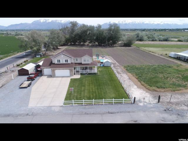 Single Family for Sale at 2404 N 4500 W Hooper, Utah 84315 United States