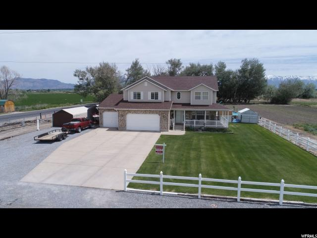 Single Family for Sale at 2404 N 4500 W Hooper, Utah 84315 United States