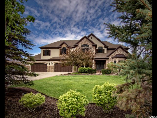 Single Family for Sale at 11988 S GENOVA Drive Draper, Utah 84020 United States