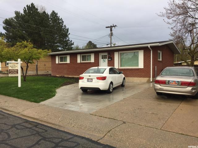 单亲家庭 为 销售 在 337 W 1600 N Sunset, 犹他州 84015 美国