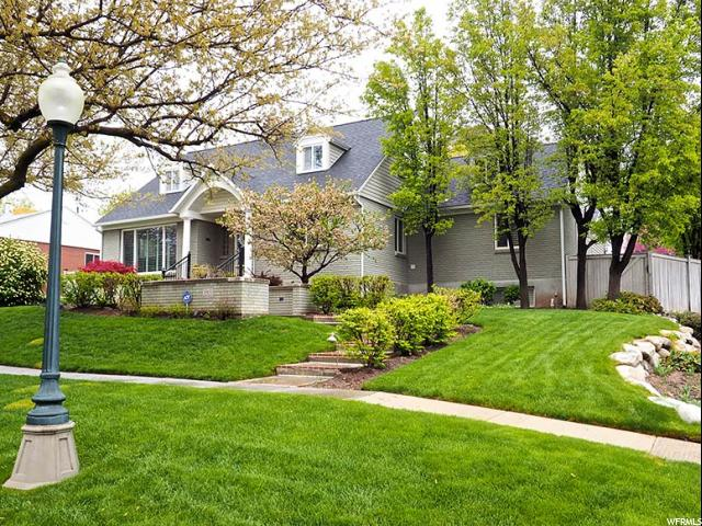 Single Family for Sale at 1915 S LAURELHURST Drive Salt Lake City, Utah 84108 United States