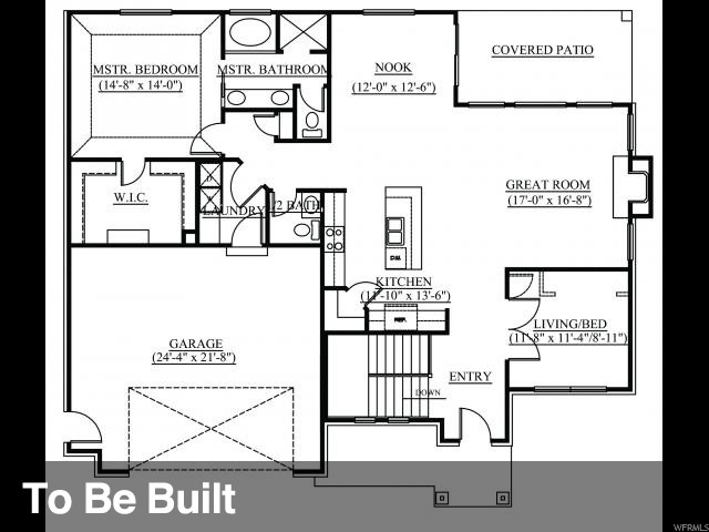 1408 W WHEADON GLENN CV Unit 202 South Jordan, UT 84095 - MLS #: 1446397
