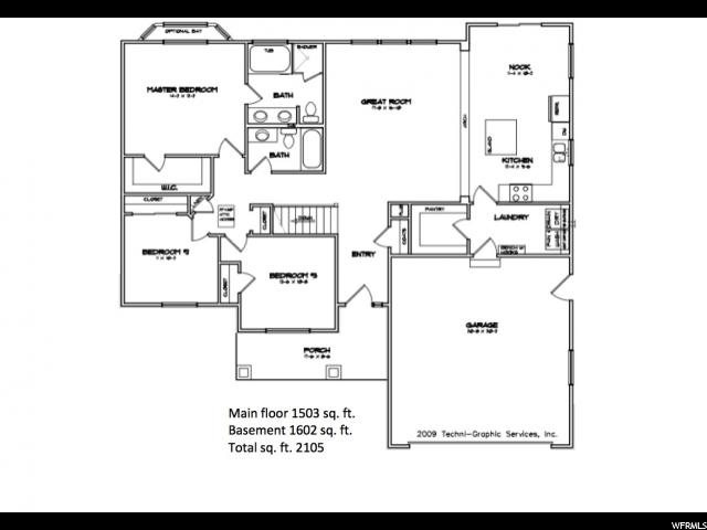2137 W RIDGELINE RD Unit 441 Stockton, UT 84071 - MLS #: 1446422