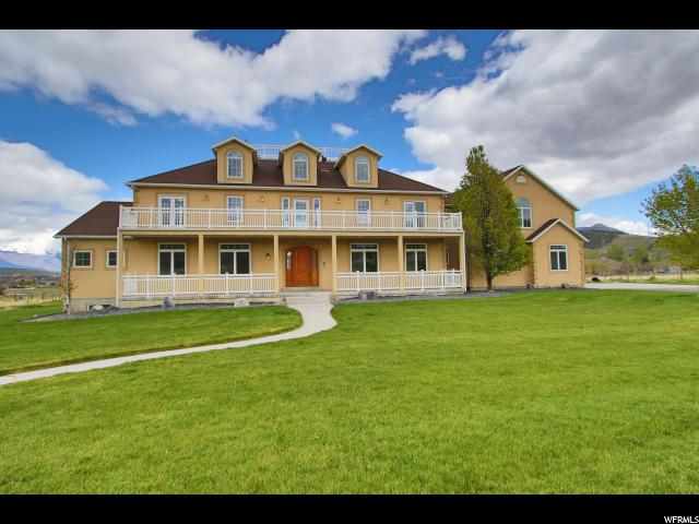 Single Family for Sale at 2966 W FORT HILL Road 2966 W FORT HILL Road Eagle Mountain, Utah 84005 United States