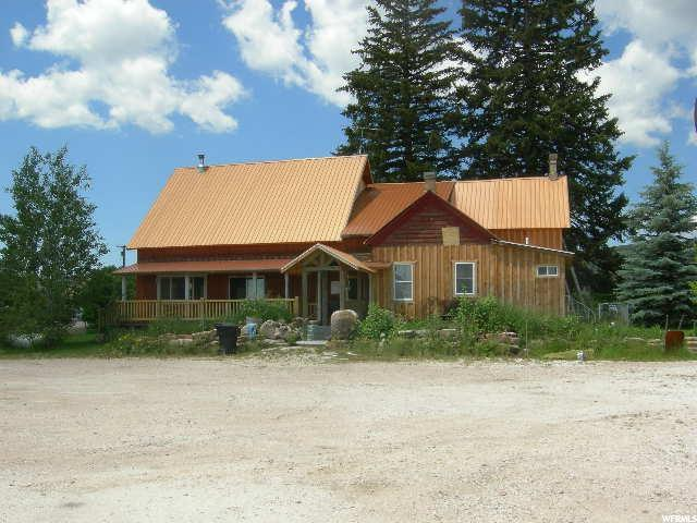Single Family for Sale at 120 N MAIN Street Bloomington, Idaho 83223 United States