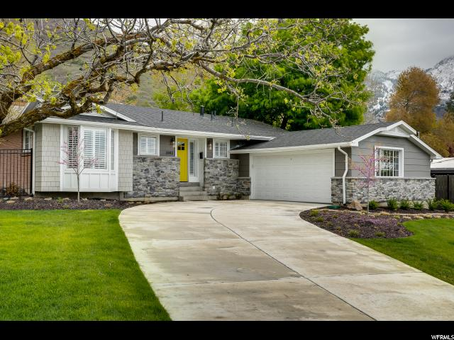 3443 S MONTE VERDE DR, Salt Lake City UT 84109